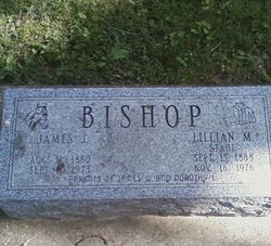 Lillian M. <I>Stahl</I> Bishop