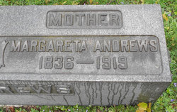 Margareta Andrews