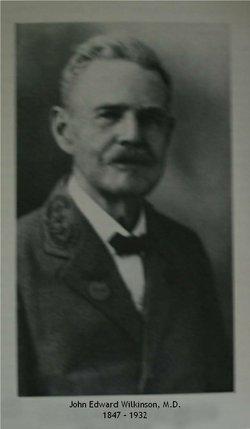 Dr John Edward Wilkinson