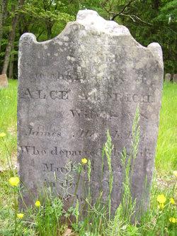 Alce <I>Smith</I> Aldrich