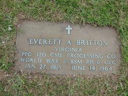 Everett Atron Britton