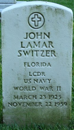 LCDR John Lamar Switzer