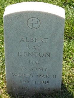Albert Ray Denton