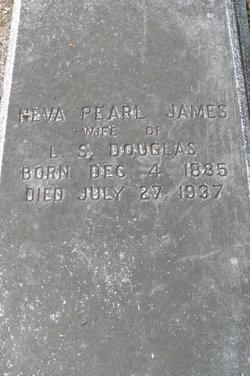 Neva Pearl <I>James</I> Douglas