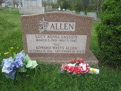 "Edward W ""Ted"" Allen"