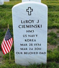 LeRoy J Cieminski