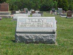 Sarah Jane <I>Braley</I> Tilley