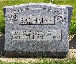 William Bachman, Jr