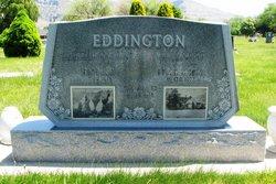 Elizabeth Ann <I>Hirst</I> Eddington