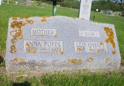 Anna <I>Mlenar</I> Poppe