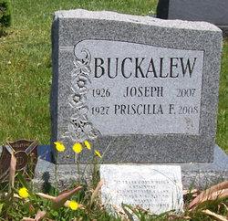 Priscilla F Buckalew