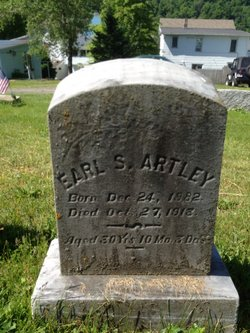 Earl Samuel Artley