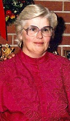 Mrs E. Gail <I>Adams</I> Gregory