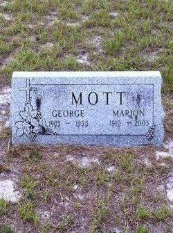 Marion Estelle <I>Sullivan</I> Mott