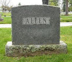 Annie G. <I>Pence</I> Allen