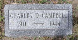2LT Charles Denward Campbell