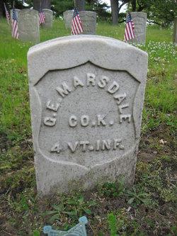 Gerald E Marsdale