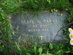 Ellis R. Barnes