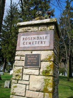 Rosendale Cemetery