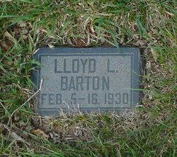 Lloyd Lawrence Barton