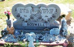 Bonnie June <I>Allen</I> Boswell