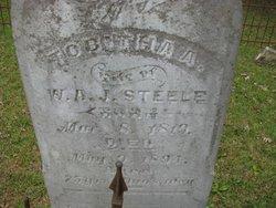 Tobitha Adeline <I>Robuck</I> Steele