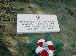 Nymphas Anison Burroughs