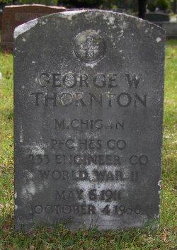 George Willard Thornton