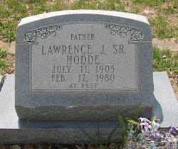 Lawrence J Hodde