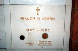 Dr Francis Dennis Griffin