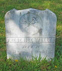 Frederick Weller
