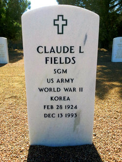 Claude Leamon Fields