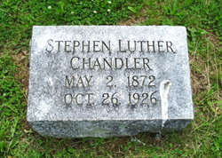 Stephen Luther Chandler