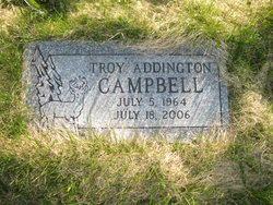 Troy Addington Campbell