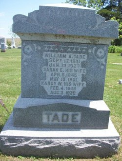 Nancy W. <I>Dewey</I> Tade