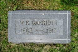 William R Garriott