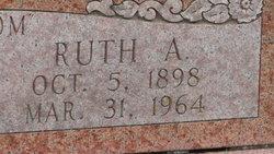 Ruth A Harvey