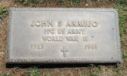 """Juan Silva """"John"""" Armijo"""