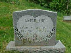 Mildred C. <I>Wells</I> McFarland