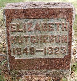 """Elizabeth """"Lib"""" <I>Collver</I> Hutcheson"""