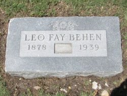 Leo Fay Behen