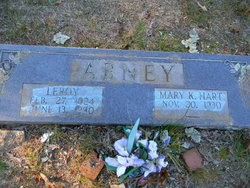 Mary Keller <I>Hart</I> Abney