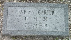 Evelyn Carter