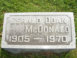 Gerald Doan McDonald