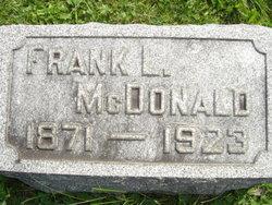 Frank Laman McDonald