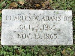 Charles W Adams, III