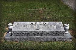 Manie W <I>Yancey</I> Argo