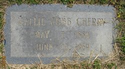 Mallie <I>Cobb</I> Cherry