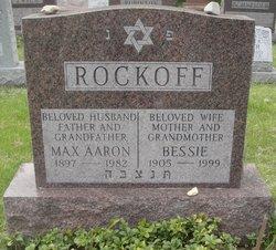 Bessie <I>Cameros</I> Rockoff