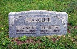 Lavina Belle <I>Van Camp</I> Stancliffe